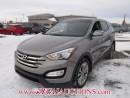 Used 2013 Hyundai SANTA FE SPORT LIMITED 4D UTIL 2.0T AWD AT for sale in Calgary, AB