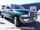 Used 1999 Dodge RAM 1500 SLT QUAD CAB 4WD for sale in Calgary, AB