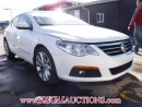 Used 2010 Volkswagen PASSAT CC HIGHLINE 4D COUPE 4MOTION 3.6 for sale in Calgary, AB