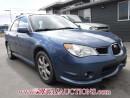 Used 2007 Subaru IMPREZA SPECIAL EDITION 4D WAGON for sale in Calgary, AB