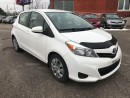 Used 2013 Toyota Yaris LE - ONE OWNER - NO ACCIDENT - CERTIFIED for sale in Cambridge, ON