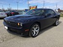 Used 2016 Dodge CHALLENGER SXT * LEATHER * SUNROOF * NAV * REAR CAM for sale in London, ON