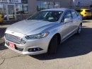 Used 2013 Ford Fusion SE for sale in Milton, ON