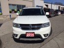 Used 2014 Dodge Journey SXT for sale in Milton, ON