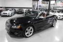 Used 2010 Audi S5 CONVERTIBLE | NAVI | CLEAN CARPROOF for sale in Woodbridge, ON