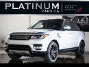 Used 2015 Land Rover Range Rover Sport HSE S/C, 7 PASSENGER for sale in North York, ON