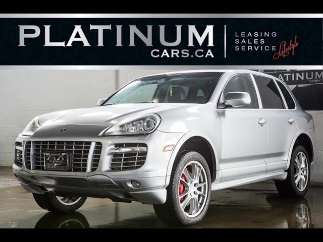 used 2008 porsche cayenne turbo 500hp awd navi sunroof. Black Bedroom Furniture Sets. Home Design Ideas