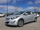 Used 2016 Hyundai Elantra SE for sale in Collingwood, ON