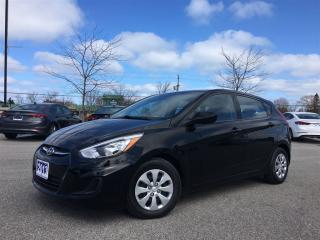 Used 2016 Hyundai Accent GL for sale in Collingwood, ON