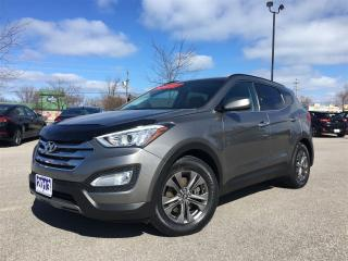 Used 2013 Hyundai Santa Fe SPORT PREMIUM FWD for sale in Collingwood, ON