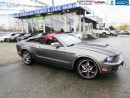 Used 2010 Ford Mustang SE CONVERTIBLE***payments from $123 bi weekly oac* for sale in Surrey, BC