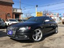 Used 2011 Audi S4 Navi,Leather,Sunroof,CarbonTrim,Automatic,FullOpti for sale in York, ON