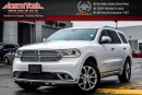 Used 2016 Dodge Durango Citadel|AWD|7Seater|Sunroof|Backup Cam|Bluetooth|R-Start|20