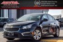 Used 2016 Chevrolet Cruze Limited LT|Sunroof|Backup Cam|Bluetooth|R-Start|Pwr Windows|Pwr Locks|Keyless Entry|Satellite Radio for sale in Thornhill, ON