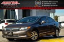 Used 2012 Honda Civic Sdn LX for sale in Thornhill, ON