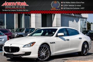 Used 2015 Maserati Quattroporte S Q4 AWD|Luxury,Premium,Heating,Sports 21 Pkgs|Nav|Sunroof for sale in Thornhill, ON