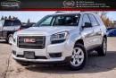Used 2013 GMC Acadia SLE1|8 Seater|Backup Cam|Bluetooth|Keyless Entry|Pwr Windows|18