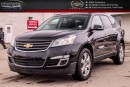 Used 2016 Chevrolet Traverse LT|4x4|8 Seater|Sunroof|Backup Cam|Bluetooth|R-Start|keyless|18