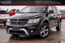 Used 2016 Dodge Journey Crossroad|7 Seater|Navi|Sunroof|Backup Cam|Bluetooth|R-Start|19