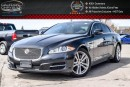 Used 2014 Jaguar XJ AWD|Navi|Pano Sunroof|Backup Cam|Bluetooth|Leather|19