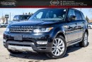Used 2014 Land Rover Range Rover Sport V8 Supercharged|4x4|Navi|Pano Sunroof|Bluetooth|Backup Cam|20