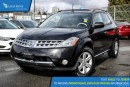 Used 2006 Nissan Murano SL Heated Seats and Backup Camera for sale in Port Coquitlam, BC