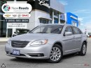 Used 2012 Chrysler 200 TOURING 4CYL | HTD SEATS, ALLOYS, FOGS for sale in Newmarket, ON