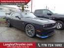 New 2017 Dodge Challenger R/T 392 for sale in Surrey, BC