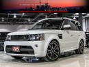 Used 2013 Land Rover Range Rover Sport ***SOLD*****RARE** GT PKG|NAVI|360 CAMERA|FULLY LOADED for sale in North York, ON