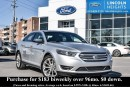Used 2016 Ford Taurus LIMITED AWD - LEATHER - BLUETOOTH - HEATED STEERING WHEEL - HEATED SEATS - COOLED FRONT SEATS - NAV - POWER MOONROOF - REMOTE START for sale in Ottawa, ON