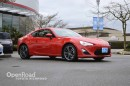Used 2015 Scion FR-S 2dr Cpe w/Bluetooth, HD Radio, Climate Controls, Tiptronic Shift, Alloy Wheels, Power Windows for sale in Richmond, BC