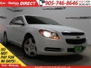 Used 2009 Chevrolet Malibu 2LT| LEATHER-TRIMMED SEATS| LOCAL TRADE| for sale in Burlington, ON