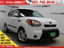 Used 2010 Kia Soul 2.0L 2u| LOCAL TRADE| ONE PRICE INTEGRITY| for sale in Burlington, ON