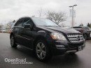 Used 2011 Mercedes-Benz ML-Class ML350 BlueTEC for sale in Richmond, BC