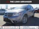 Used 2015 Dodge Journey SXT for sale in Barrie, ON