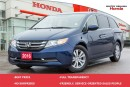 Used 2016 Honda Odyssey EX-L for sale in Whitby, ON