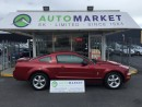 Used 2008 Ford Mustang PREMIUM COUPE LEATHER V6 AUTO for sale in Langley, BC