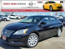 Used 2013 Nissan Sentra S w/keyless,cruise,bluetooth for sale in Cambridge, ON