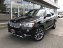 Used 2016 BMW X3 xDrive28d,Diesel,zero claims,Nav,Local,heads up di for sale in Surrey, BC