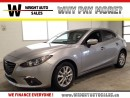 Used 2014 Mazda MAZDA3 Sport GS| SUNROOF| BLUETOOTH| HEATED SEATS| 31,994KMS for sale in Kitchener, ON