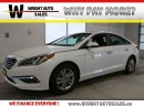 Used 2016 Hyundai Sonata GLS| SUNROOF| BLUETOOTH| BACKUP CAM| 44,710KMS for sale in Kitchener, ON
