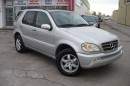 Used 2005 Mercedes-Benz ML500 5.0L for sale in Etobicoke, ON