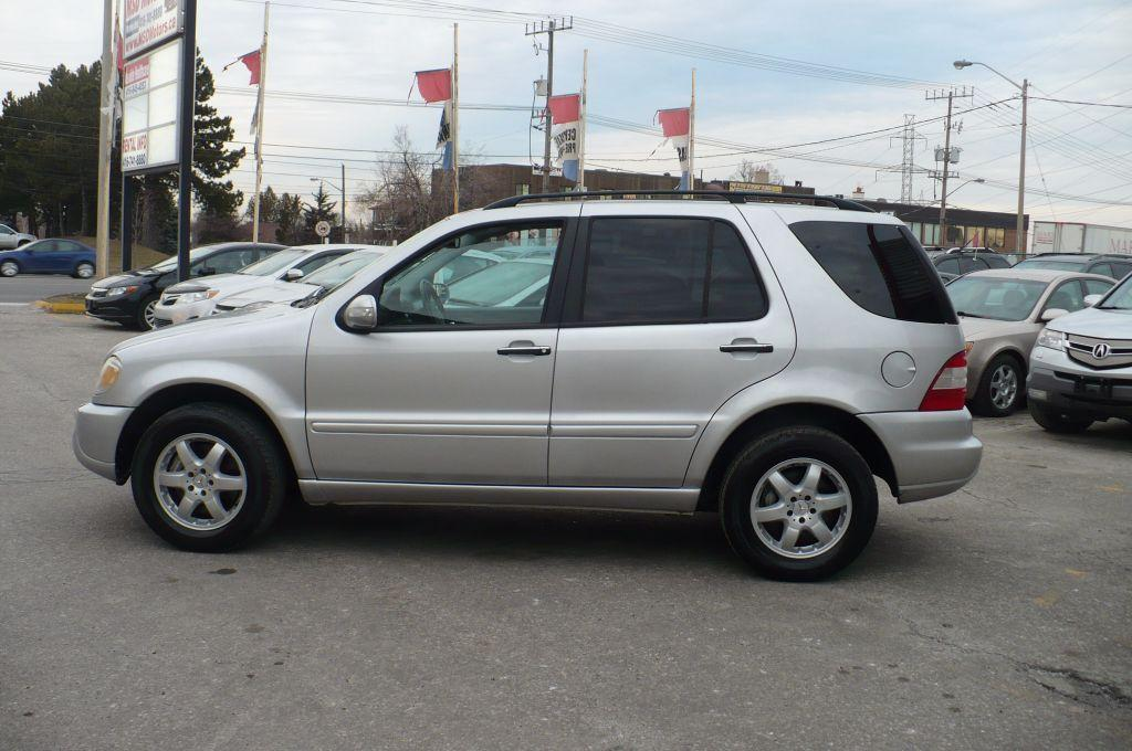 Used 2005 mercedes benz ml500 5 0l for sale in etobicoke for 2005 mercedes benz ml500