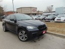 Used 2012 BMW X6 M 555HP!!! DINAN EXHAUST SYSTEM NAVI-CAMERA-SOFT CLO for sale in Scarborough, ON