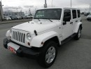 Used 2012 Jeep Wrangler Sahara for sale in Langley, BC