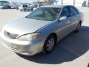 Used 2002 Toyota Camry LE for sale in Innisfil, ON