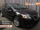 Used 2015 Nissan Sentra SR for sale in Edmonton, AB