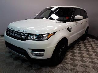 Used 2017 Land Rover Range Rover Sport HSE TD6 - 4yr/80000kms manufacturer warranty included until January 1, 2022! Locally Owned and Driven | Executive Demo | No Accidents | 3M Protection Applied | Navigation | Back Up Camera | Parking Sensors | Reverse Traffic/Blind Spot/Closing Vehicl for sale in Edmonton, AB