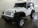 Used 2016 Jeep Wrangler SPORT for sale in Edmonton, AB
