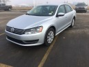 Used 2012 Volkswagen Passat 2.5 TRENDLINE ACCIDENT FREE for sale in Edmonton, AB